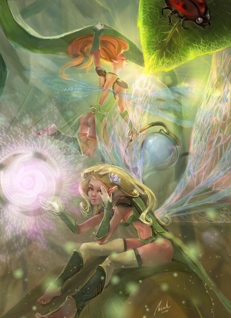 fairy by MaoKoshka