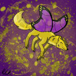 Flight of the Butterfly by PyraBlueFlame