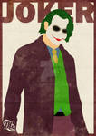 Joker Minimal Poster