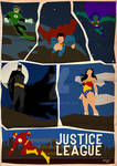 Team Up: Justice League