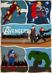 Team Up: Avengers