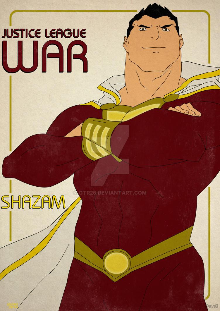 SHAZAM by GTR26