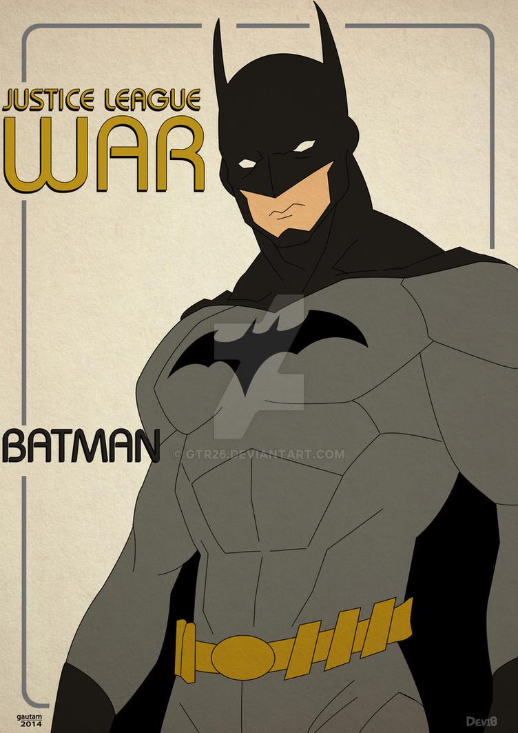 BATMAN by GTR26