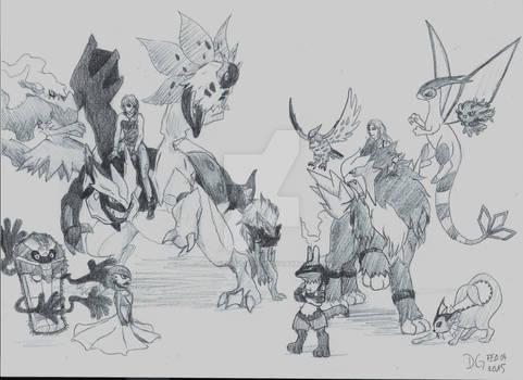 Pokemonteams