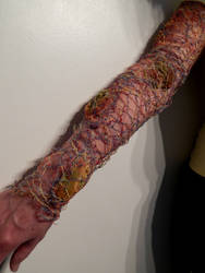 Bacteria/Mould Sleeve by nataliemoon