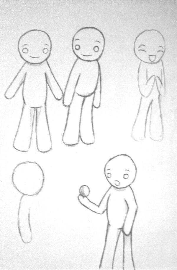 Cartoon Dude Scrap by Froggy-Spaztastic