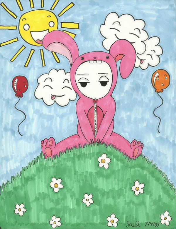 Springtime Joy by Froggy-Spaztastic