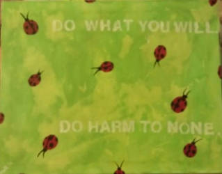 Do Harm to None by Froggy-Spaztastic