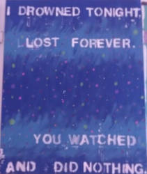 I Drowned Tonight by Froggy-Spaztastic