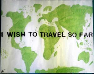 I Wish to Travel