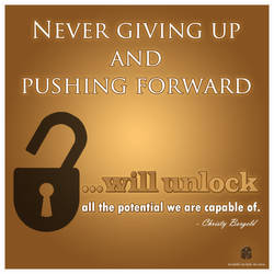 Unlock the Potential In You