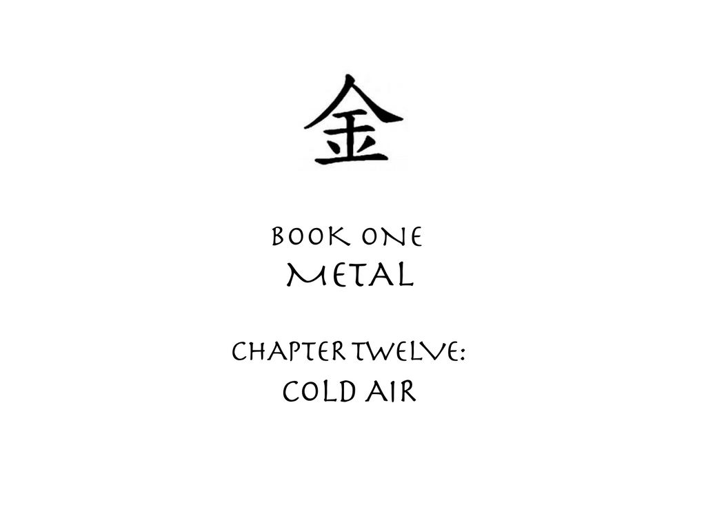 Book Metal Chapter 12 by AirMasterParker