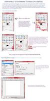 Making Watermarks in GIMP