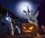 Late Spooks