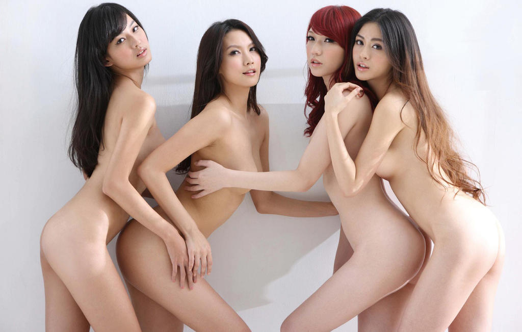 4 Sexy Chinese Girls by cfs5403