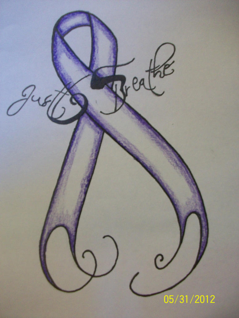 Cystic fibrosis ribbon by fourbyeightrelay on deviantart cystic fibrosis ribbon by fourbyeightrelay buycottarizona