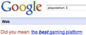 google ps3