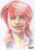 Redheaded by nerresta