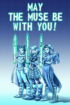 May the Muse Be with You!