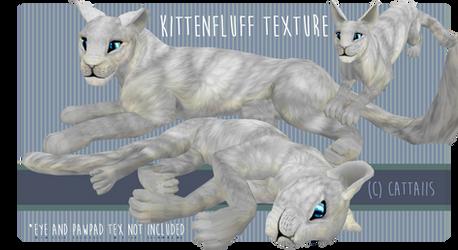 Kittenfluff Texture by CattaiIs