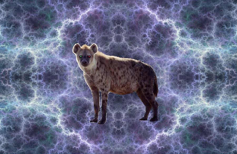 Hyena primal spirit