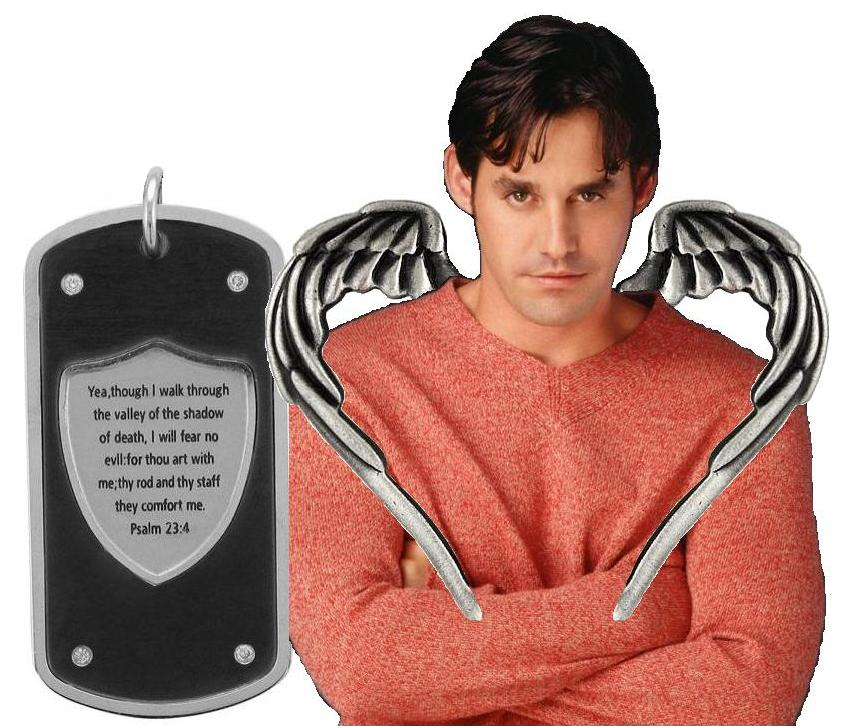 Xander Harris - Death Angel
