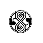 Rassilon's mark - Black by Genuka