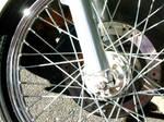 Motorcycle Spokes