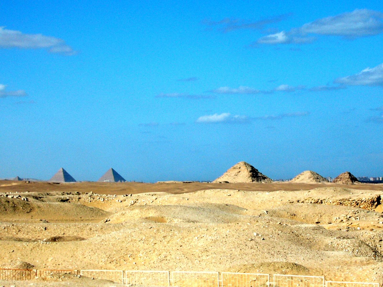 Saqqara Sky
