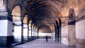 Aya Sofia Hallway