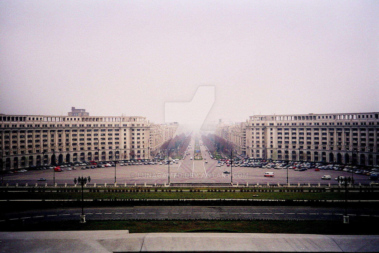 People's Palace View