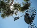 Windmill At Kaniva