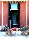 Luxor Balcony Scene