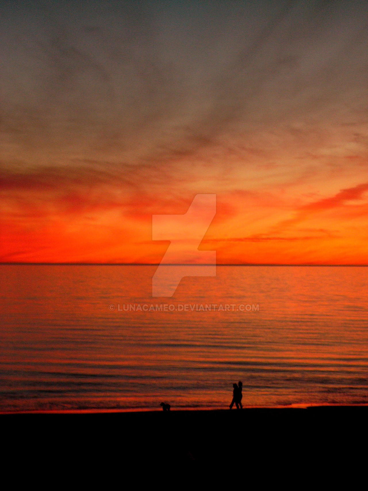 Orange Henley Sky 1