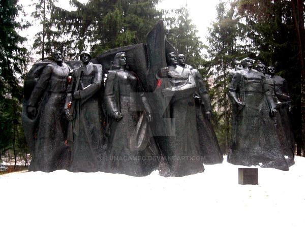 Stalin World Statues