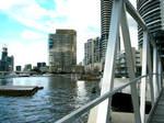 Yarra's Edge from the Marina