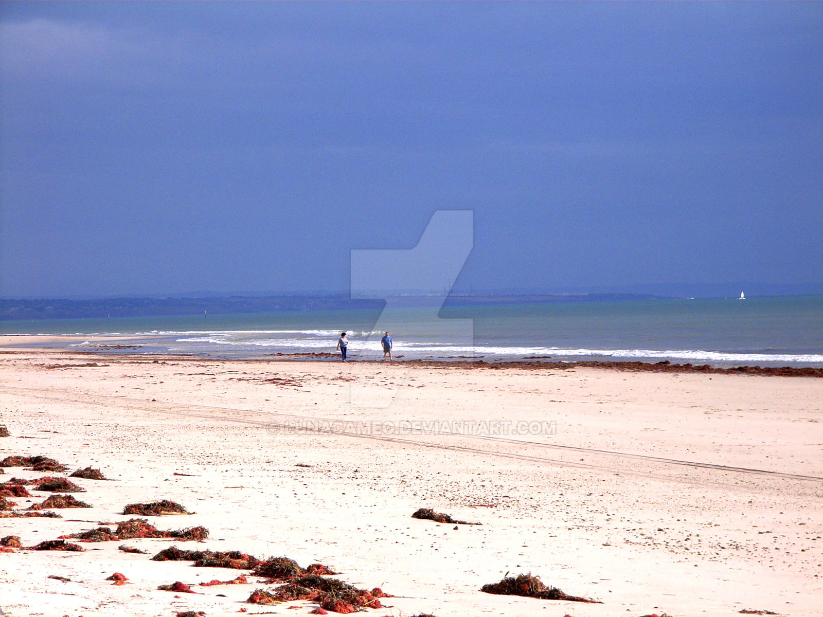 Blue Sky Henley Beach