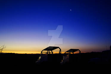 Ridgetop Sunset