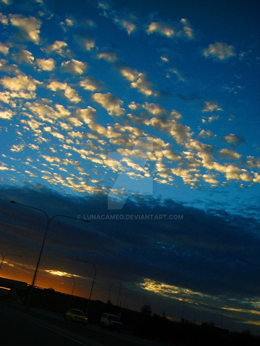 Port River Expressway Sunrise