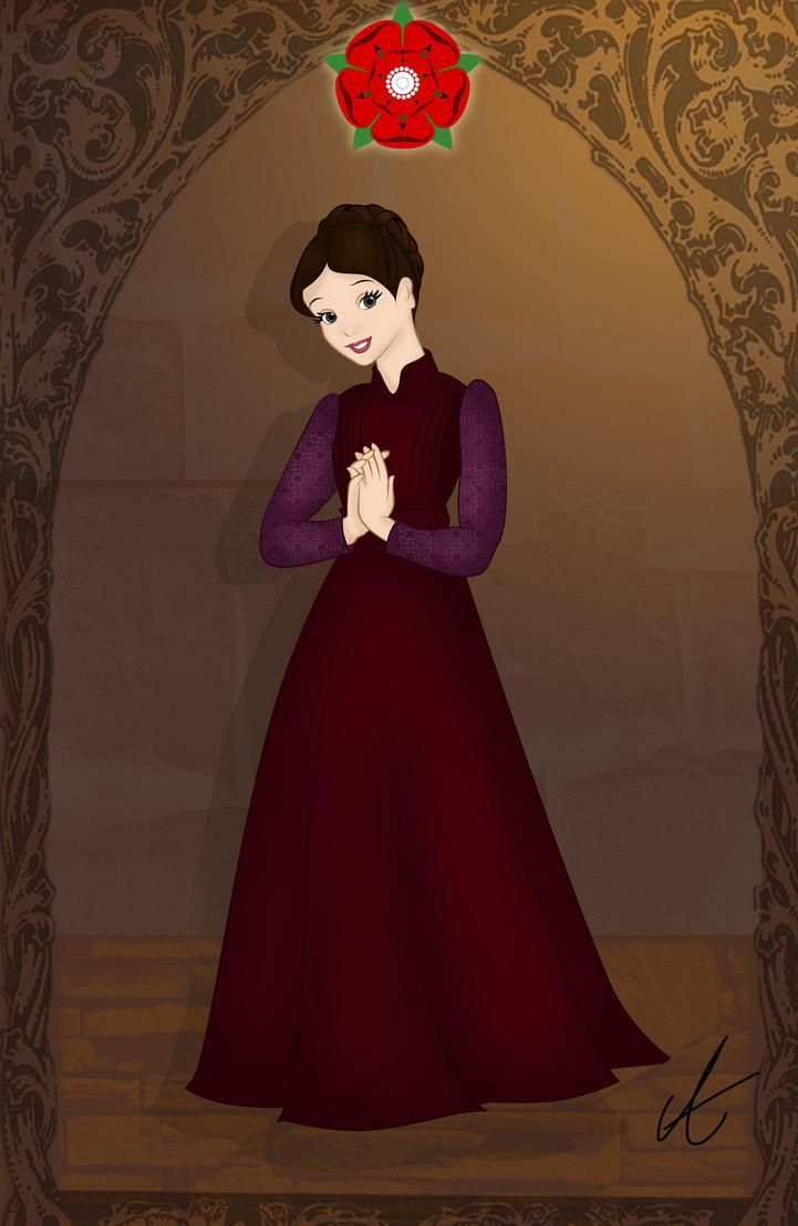 Margaret Beaufort, the Red Queen by aniek90