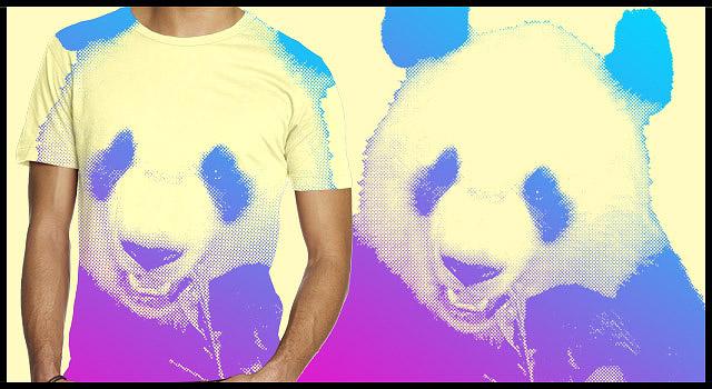 Hello Panda by heinrichz