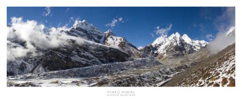 Hinku Himal by mortimea