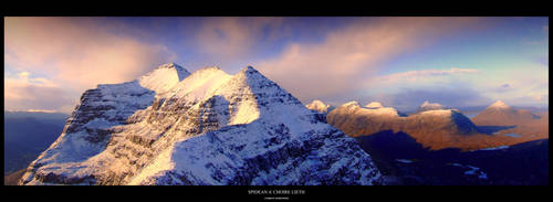 The Beautiful North II v2 by mortimea