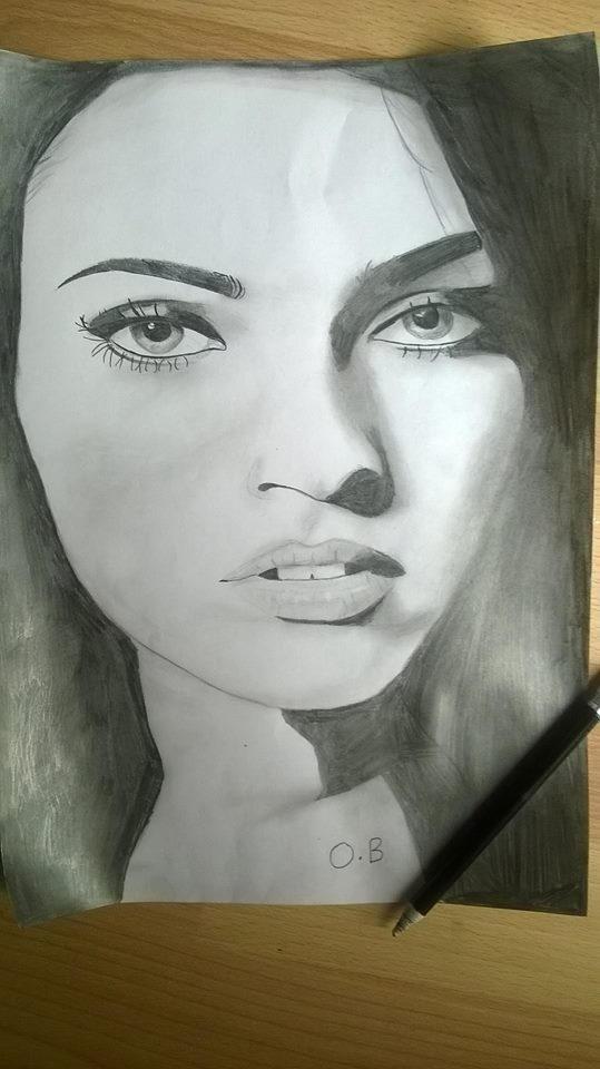 Megan Dox portrait