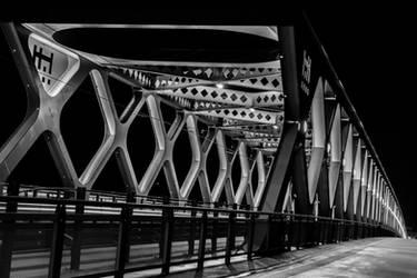 New Old Bridge Bratislava by Kopulus