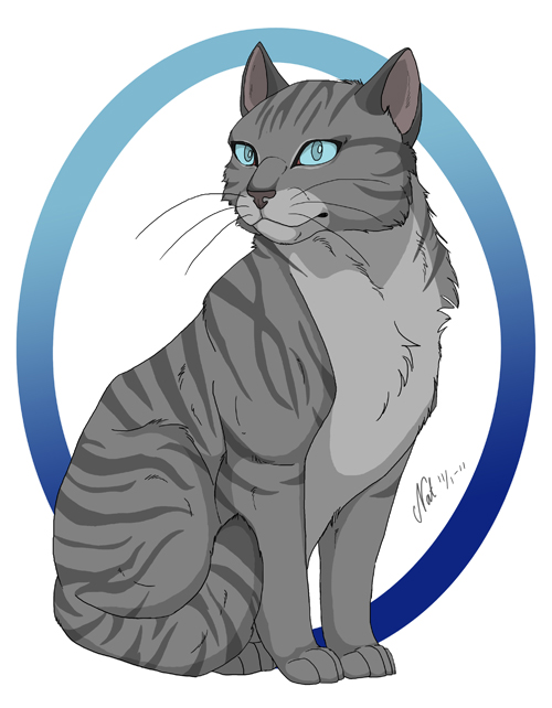 human warrior cats jay feather dog breeds picture