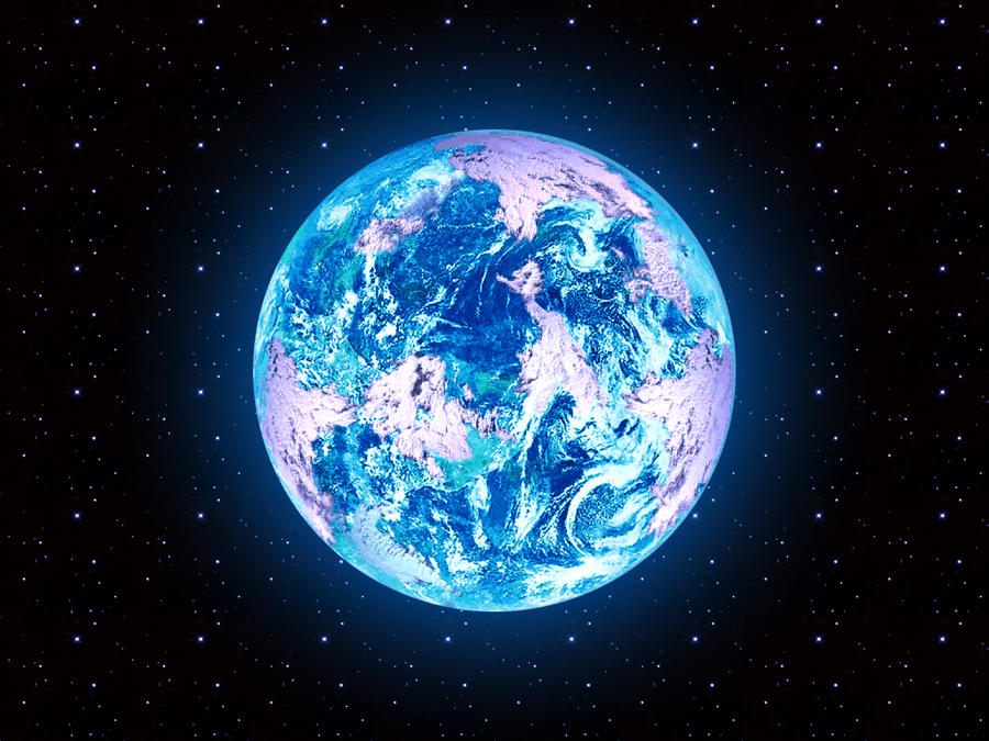 Planet Earth Wallpaper By Hynotama