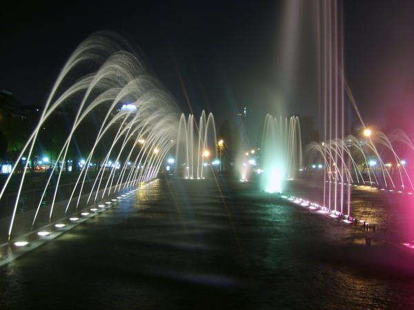 Parque Salvador - Santiago, CL by earias