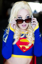Supergirl - NYCC '12 by Ani-Mia