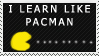 I learn like pacman by crazykitkatlove